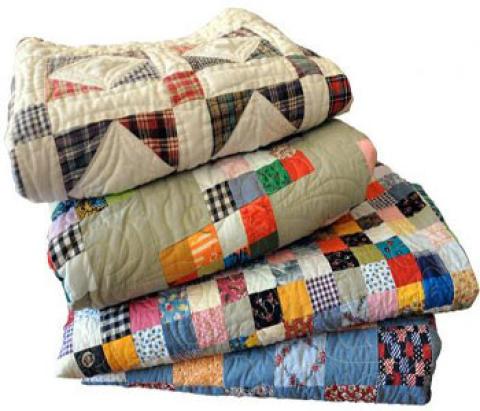 Одеяла ватные