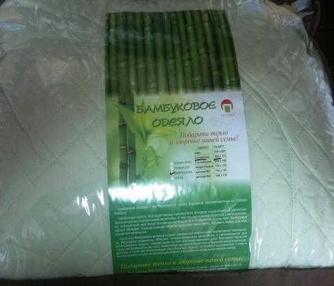 Одеяла (бамбуковое волокно)