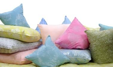 Подушки разных размеров